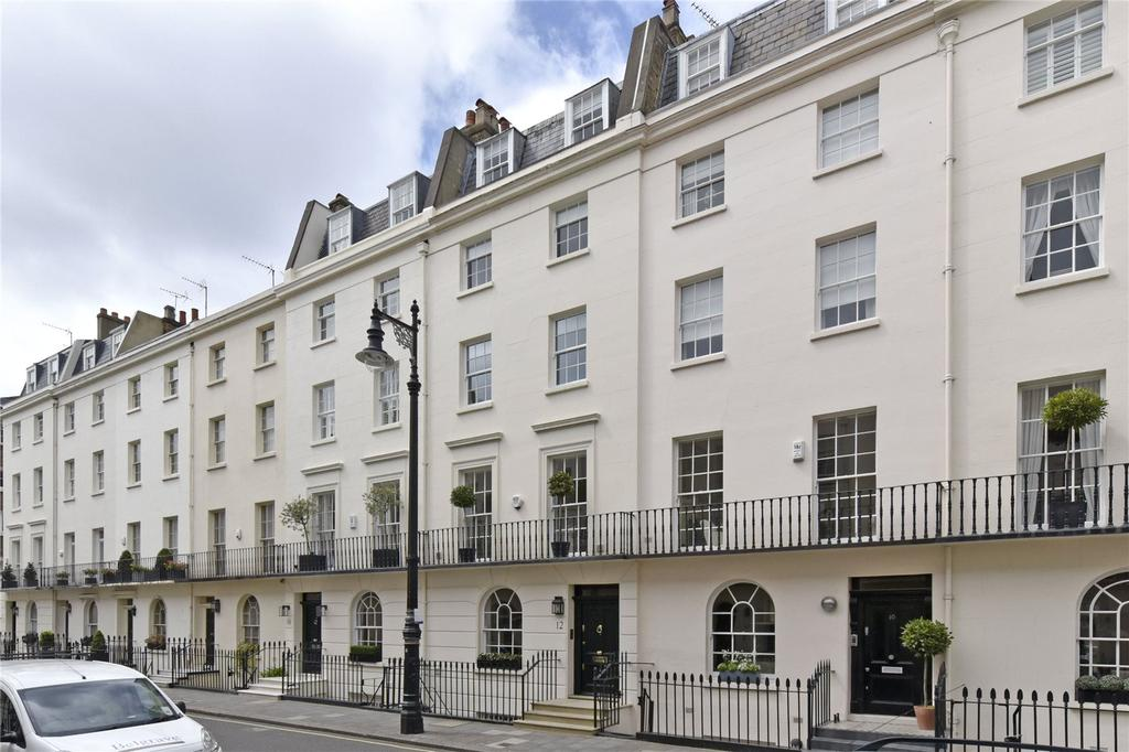 5 Bedrooms Terraced House for sale in Chester Row, London
