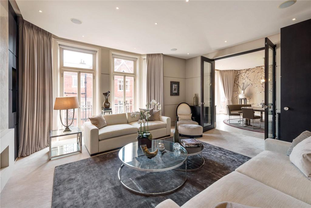 4 Bedrooms Flat for sale in Cadogan Gardens, London