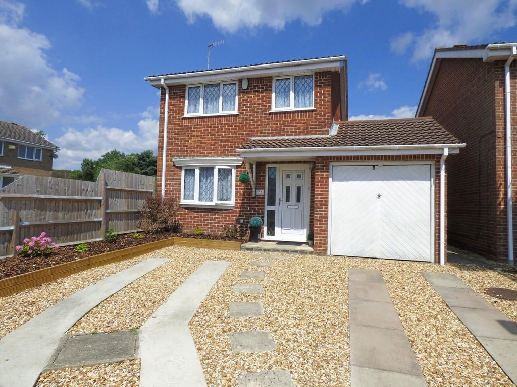3 Bedrooms Detached House for sale in CANFORD HEATH