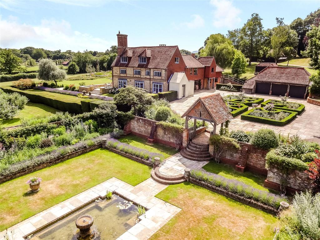 6 Bedrooms Detached House for sale in Pickhurst Road, Chiddingfold, Godalming, Surrey, GU8
