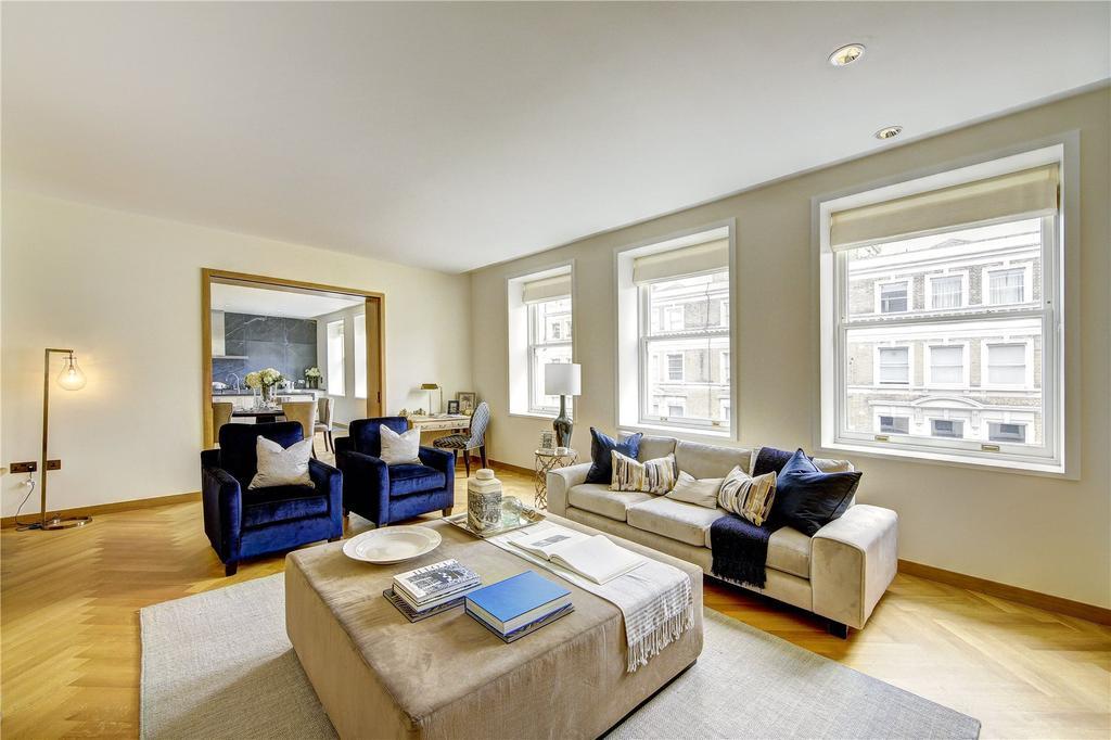 2 Bedrooms Flat for sale in One Kensington Gardens, 22 De Vere Gardens, Kensington, London, W8