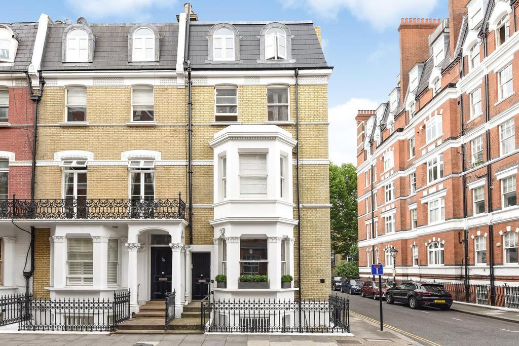 1 Bedroom Flat for sale in Drayton Gardens, South Kensington