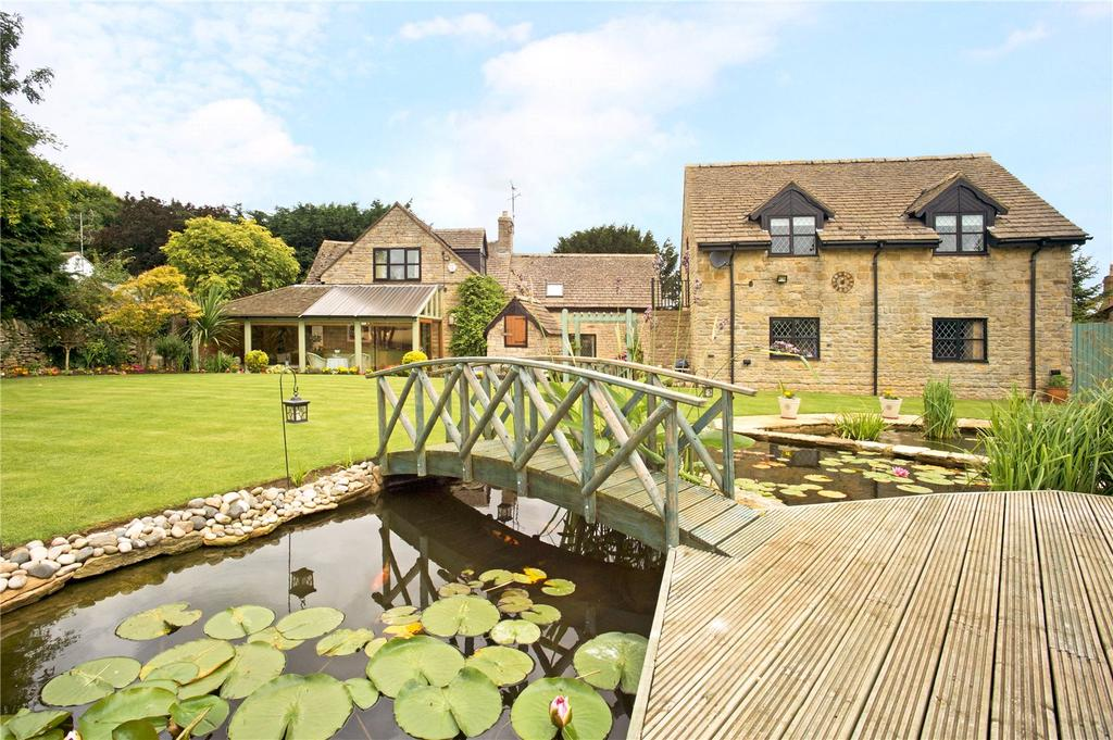 5 Bedrooms Unique Property for sale in Bake Oven Cottage, 14 Pudding Bag Lane, Pilsgate, Stamford, PE9