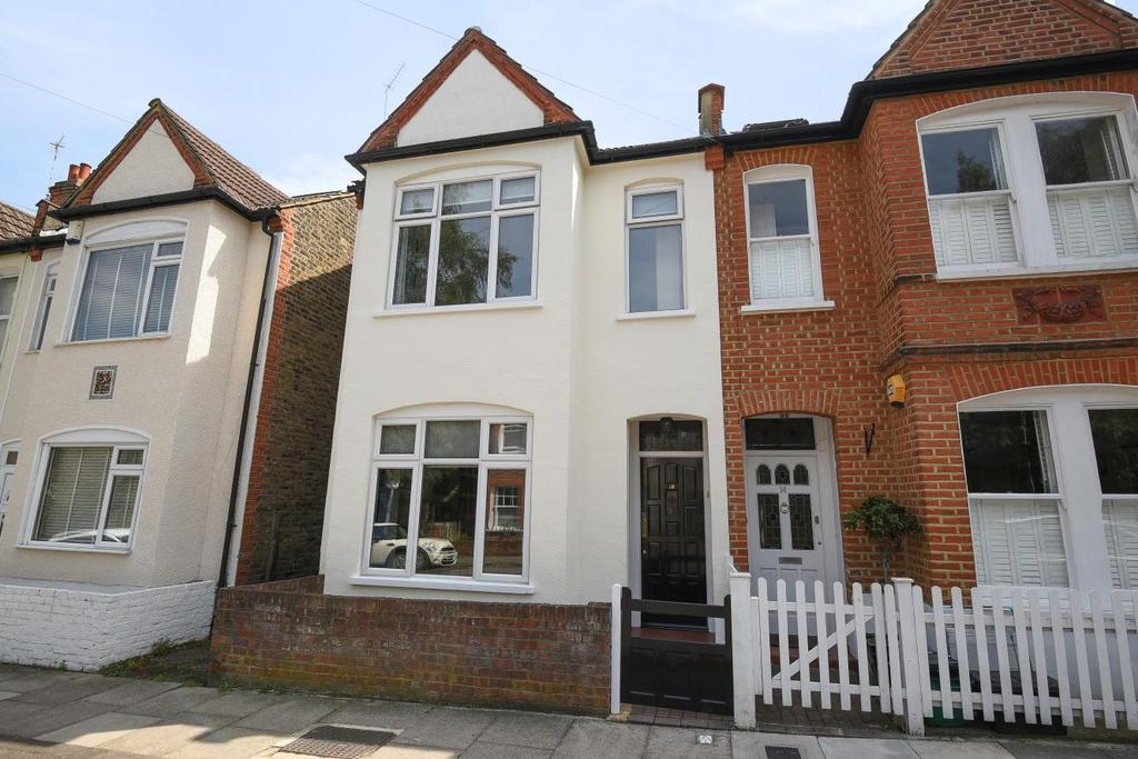 3 Bedrooms End Of Terrace House for sale in Saxon Road, Bromley