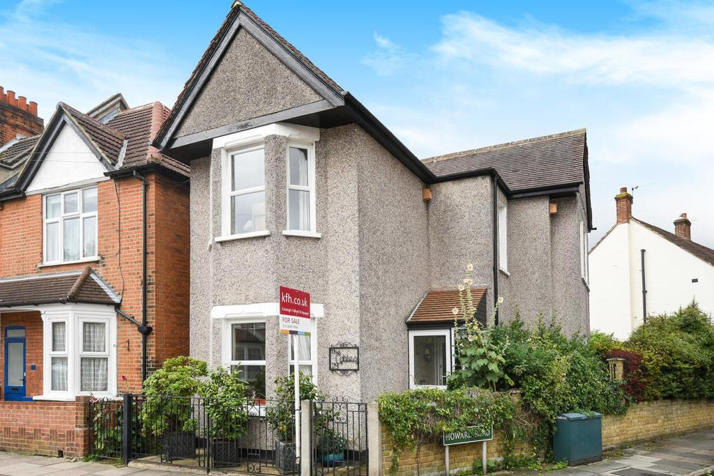 3 Bedrooms Detached House for sale in Morgan Road, Bromley
