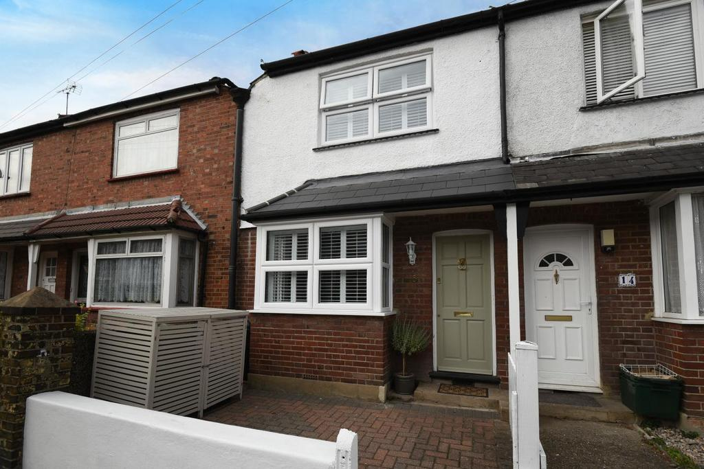 2 Bedrooms Terraced House for sale in Canon Road, Bromley, BR1