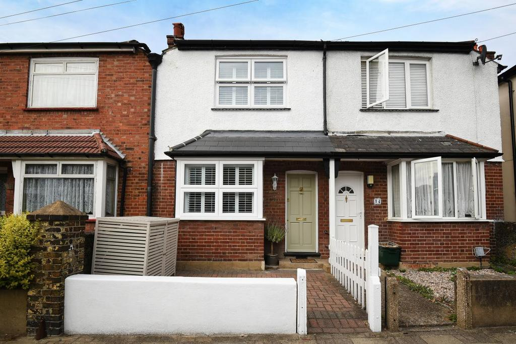 2 Bedrooms Terraced House for sale in Canon Road, Bromley