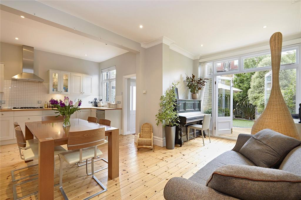 4 Bedrooms House for sale in Lancaster Gardens, London, W13