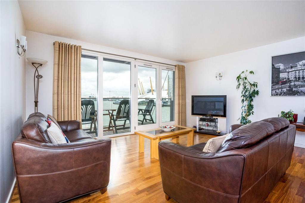2 Bedrooms Flat for sale in New Providence Wharf, 1 Fairmont Avenue, Canary Wharf, London, E14