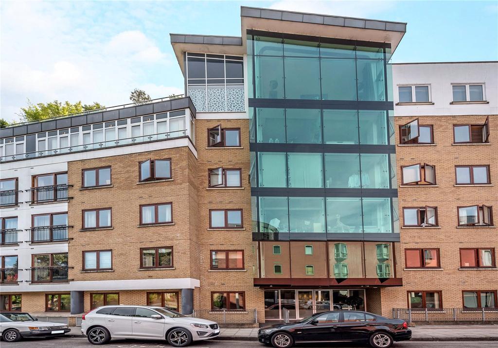 1 Bedroom Flat for sale in Angelis Apartments, 69 Graham Street, London, N1