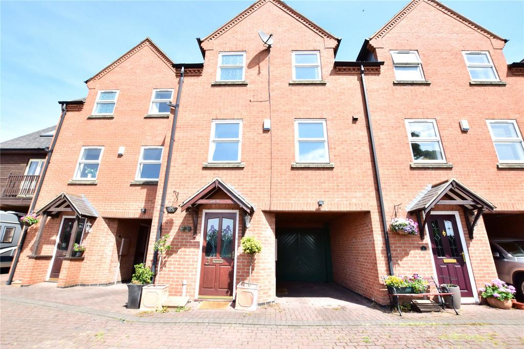 4 Bedrooms Terraced House for sale in Woods Mews, Main Street, Zouch