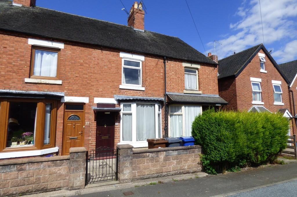3 Bedrooms Terraced House for sale in Leighton Road, Uttoxeter