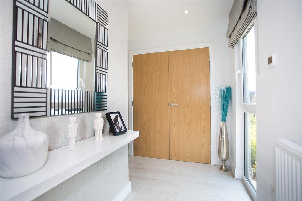 3 Bedrooms End Of Terrace House for sale in Meridian Waterside, Southampton, SO14