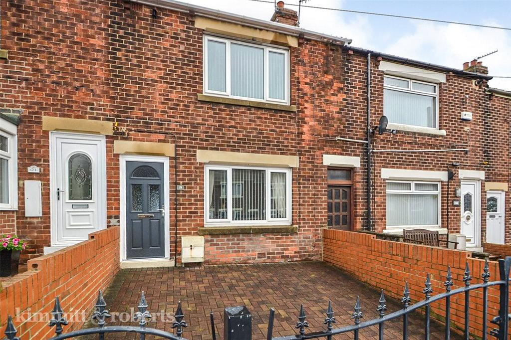 2 Bedrooms Terraced House for sale in Rosedale Terrace, Horden, Peterlee, Co.Durham, SR8