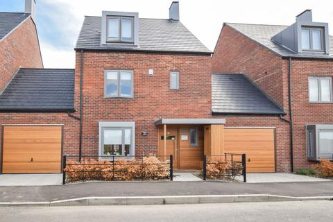 4 bedroom link detached house for sale - Charger Road, Trumpington