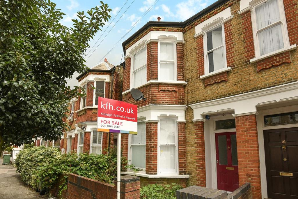 4 Bedrooms Semi Detached House for sale in Hainthorpe Road, West Norwood