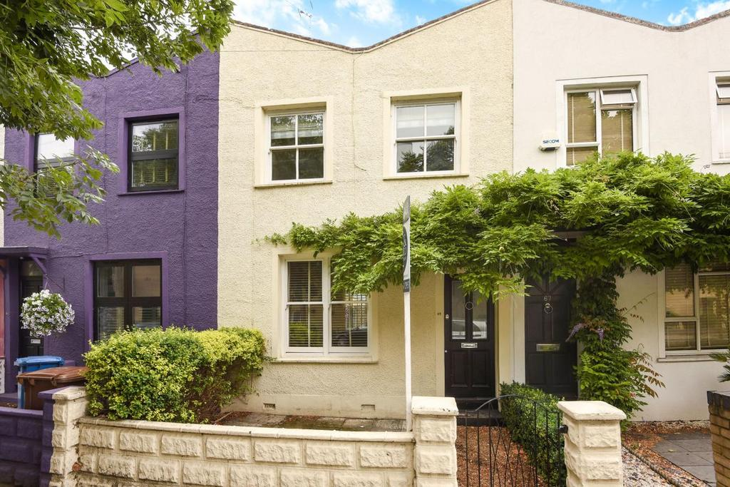 3 Bedrooms Terraced House for sale in Plough Way, Surrey Quays, SE16