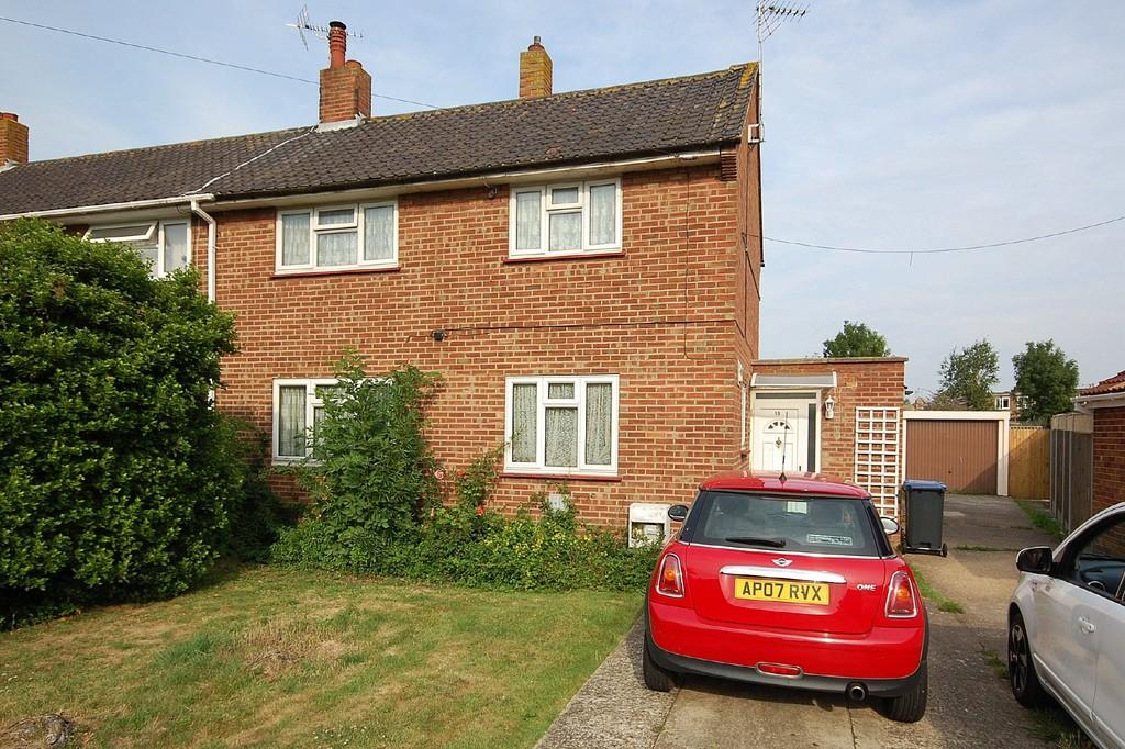2 Bedrooms End Of Terrace House for sale in Gilchrist Avenue, Herne Bay