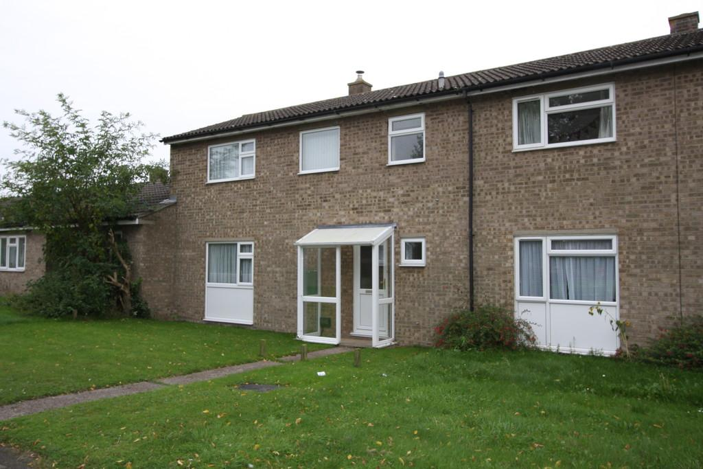 3 Bedrooms Terraced House for sale in Braithwaite Drive, Great Waldingfield