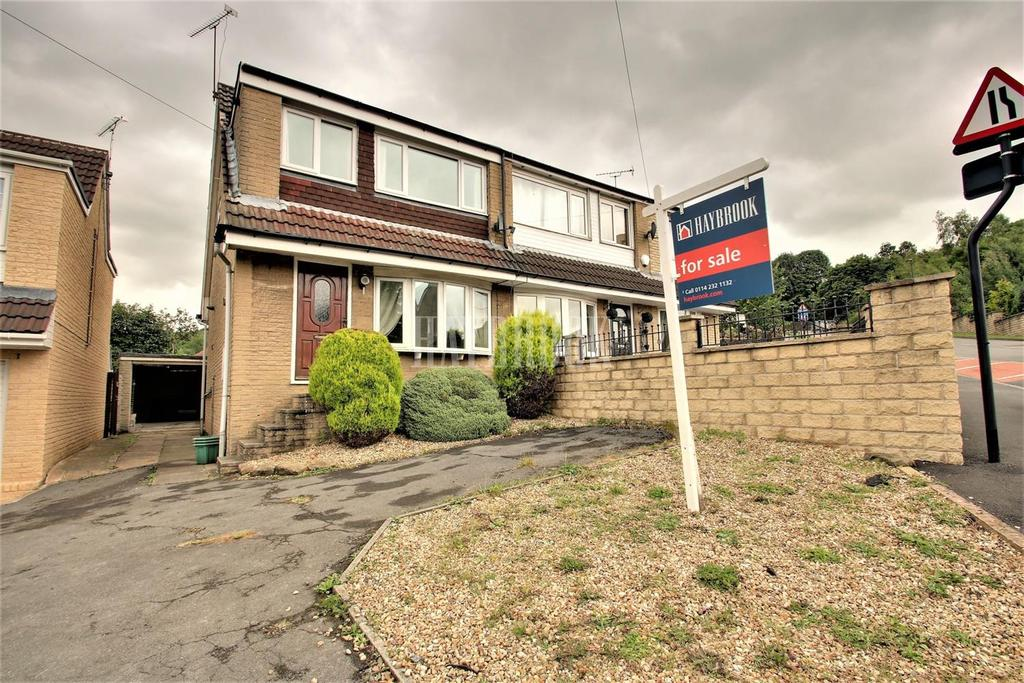 3 Bedrooms Semi Detached House for sale in Station Lane, Oughtibridge