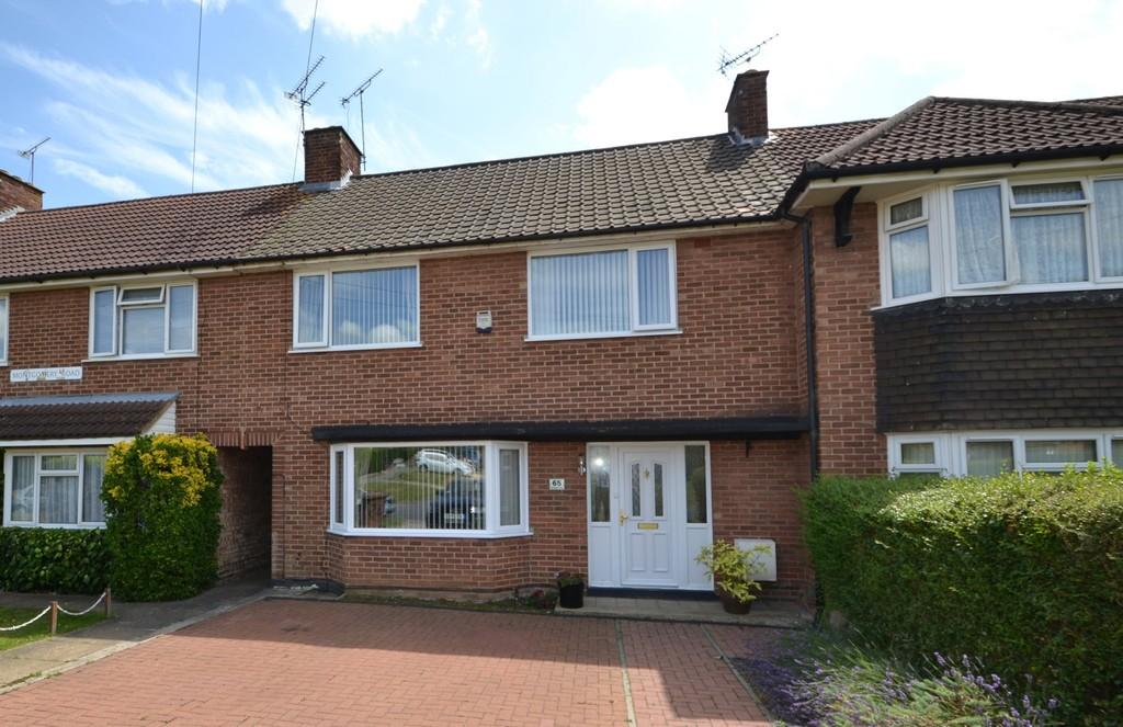 3 Bedrooms Terraced House for sale in Montgomery Road, Ipswich, Suffolk, IP2 8QF