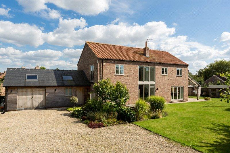 5 Bedrooms Detached House for sale in Main Street, Alne, York, YO61