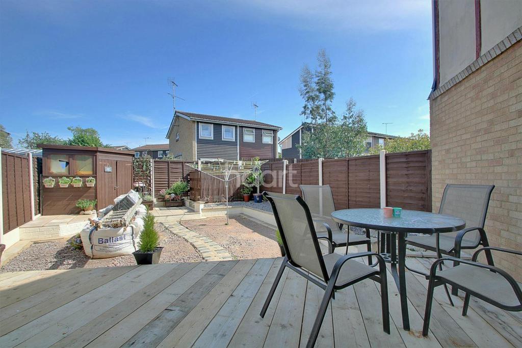 3 Bedrooms Terraced House for sale in Soane Street, Basildon