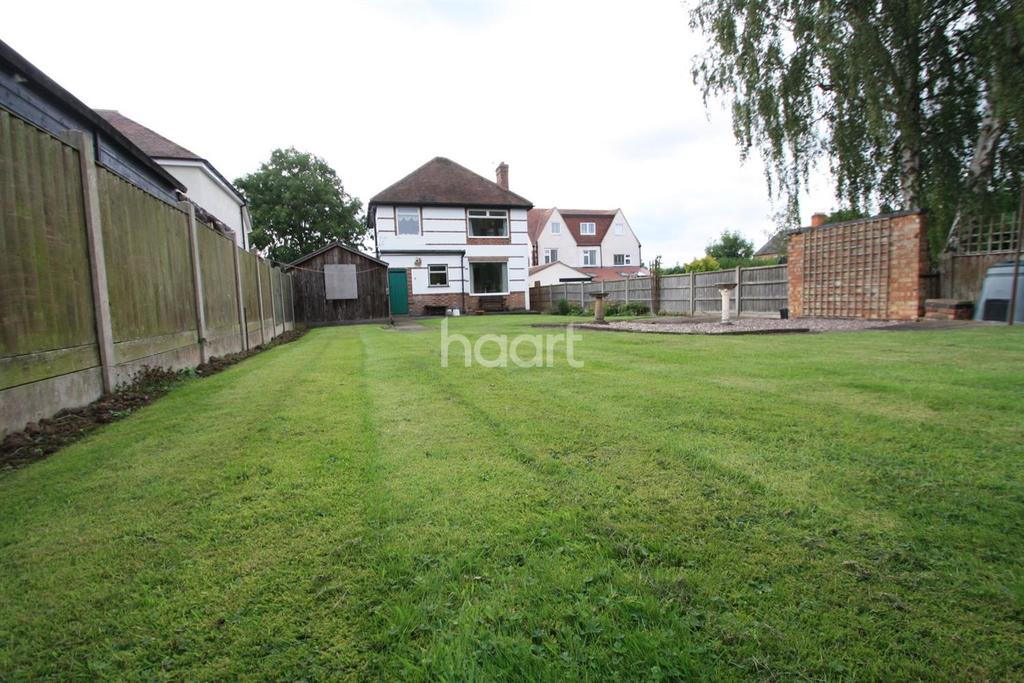 3 Bedrooms Detached House for sale in Kirkby Road, Barwell, Leicester