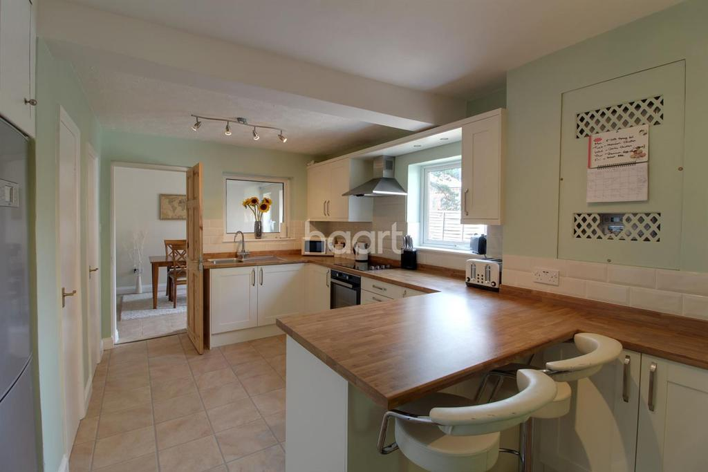 2 Bedrooms Semi Detached House for sale in Northumberland Street, Norwich