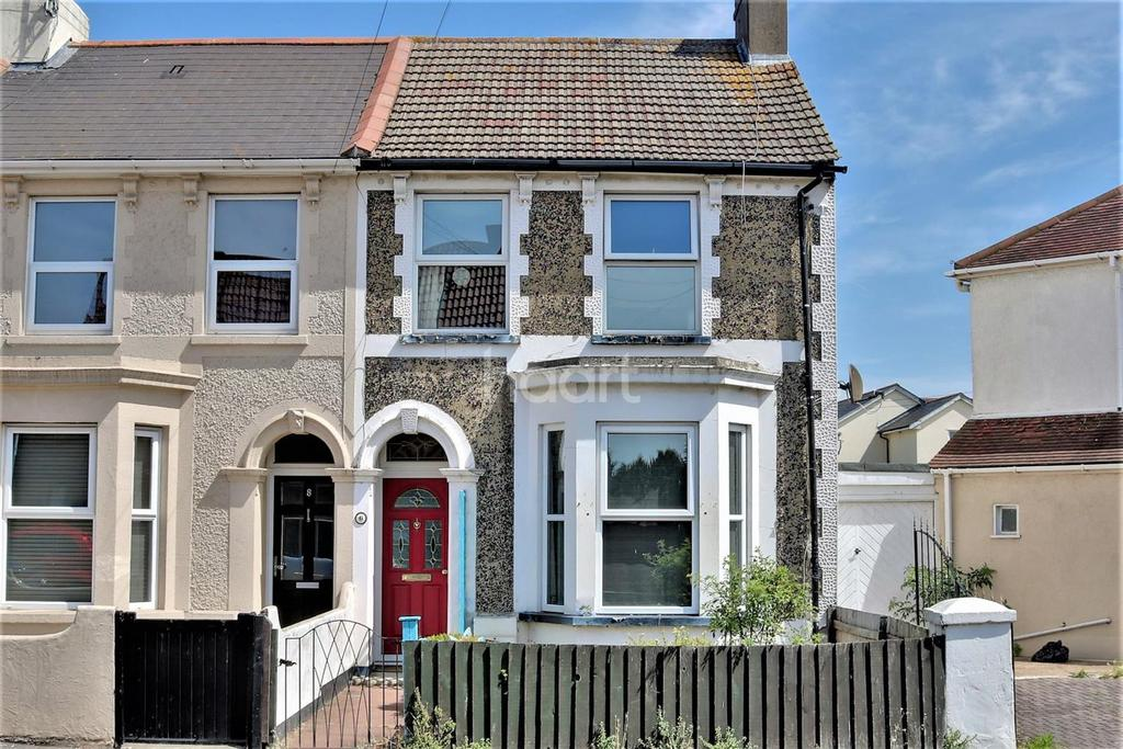 2 Bedrooms End Of Terrace House for sale in Clacton-on-sea