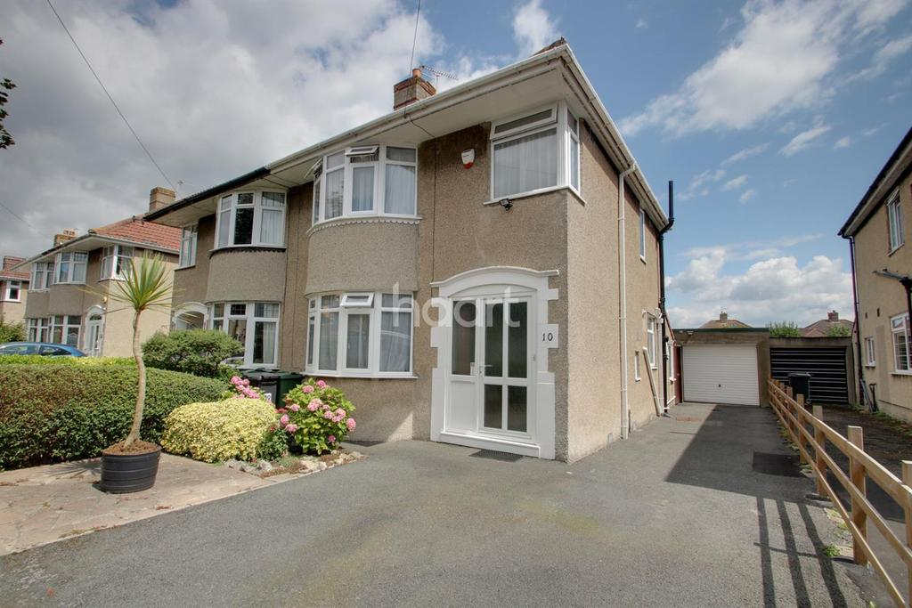 4 Bedrooms Semi Detached House for sale in Oakford Avenue