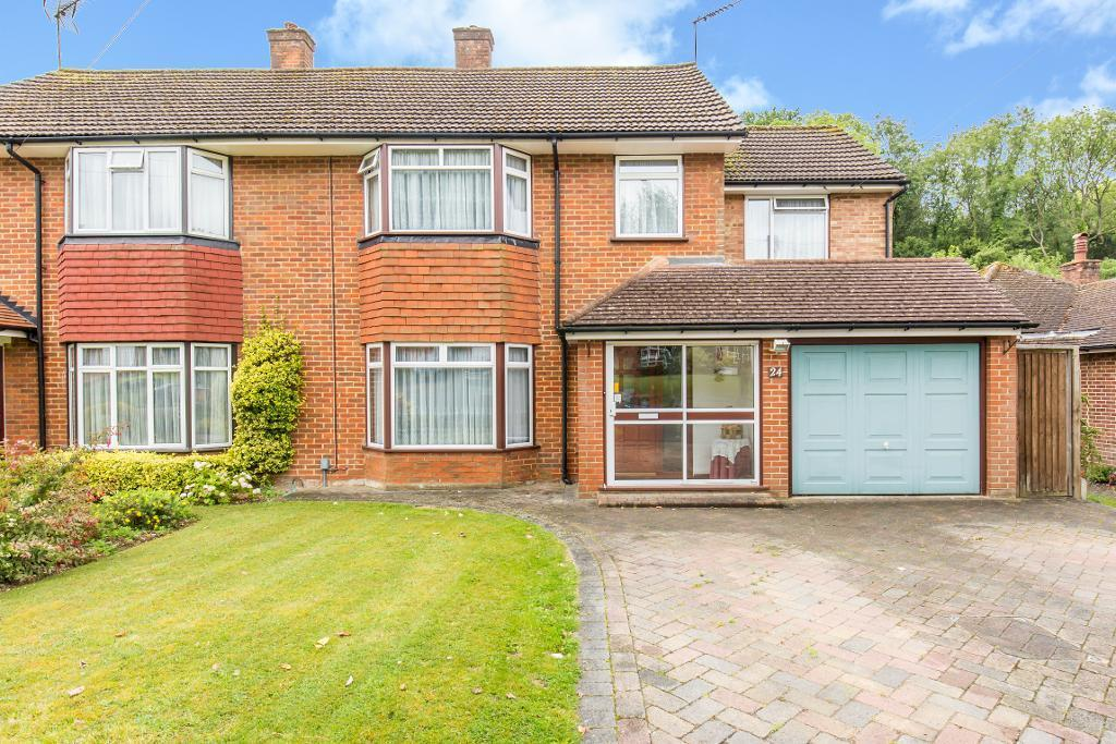 4 Bedrooms Semi Detached House for sale in Holmwood Avenue, Sanderstead, Surrey, CR2 9HY
