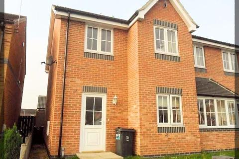 3 bedroom semi-detached house to rent - Priory Road, Hull, HU5 5SA