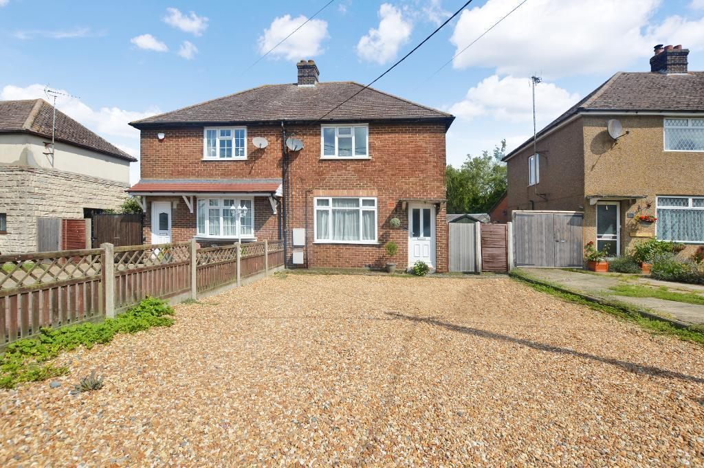 3 Bedrooms Semi Detached House for sale in Common Lane, Upper Sundon, Bedfordshire, LU3 3PF