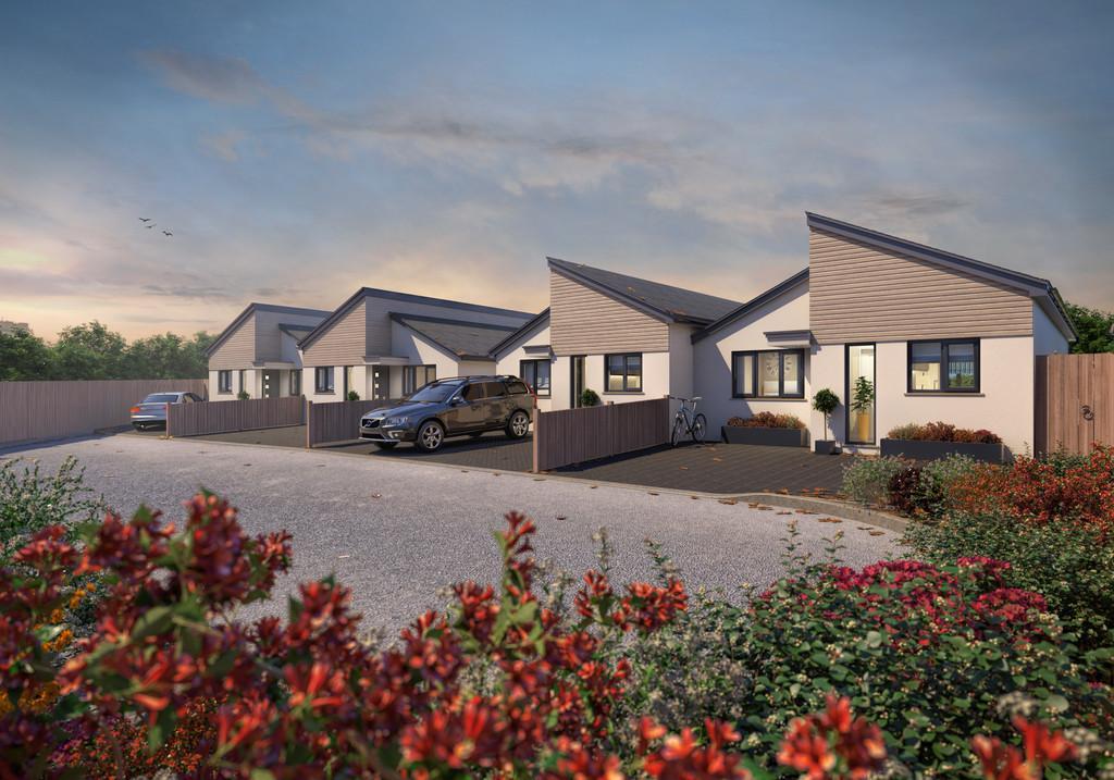 2 Bedrooms Semi Detached Bungalow for sale in Plot 1, Bishopstone Gardens, Preston