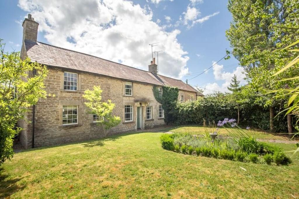4 Bedrooms Semi Detached House for sale in Trudoxhill, Frome