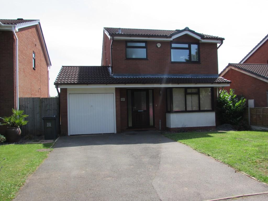 3 Bedrooms Semi Detached House for sale in Hay Lane, Shirley