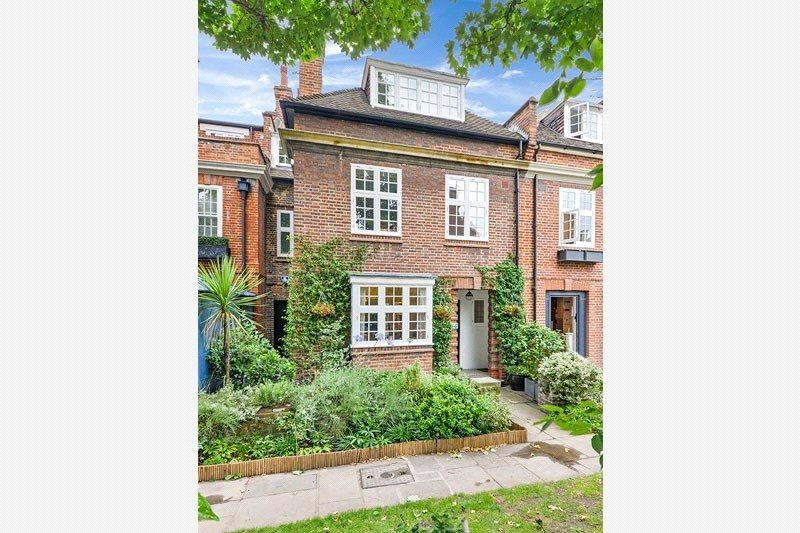 4 Bedrooms Terraced House for sale in Chelsea Park Gardens, London, SW3