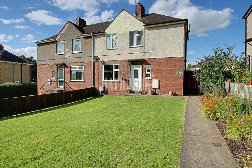 2 Bedrooms Semi Detached House for sale in Doctor Lane, Harthill