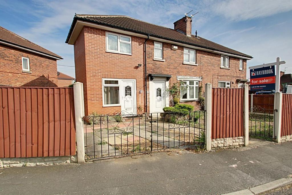 4 Bedrooms Semi Detached House for sale in Wordsworth Drive, Herringthorpe