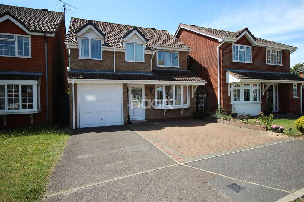 4 Bedrooms Detached House for sale in Upson Way