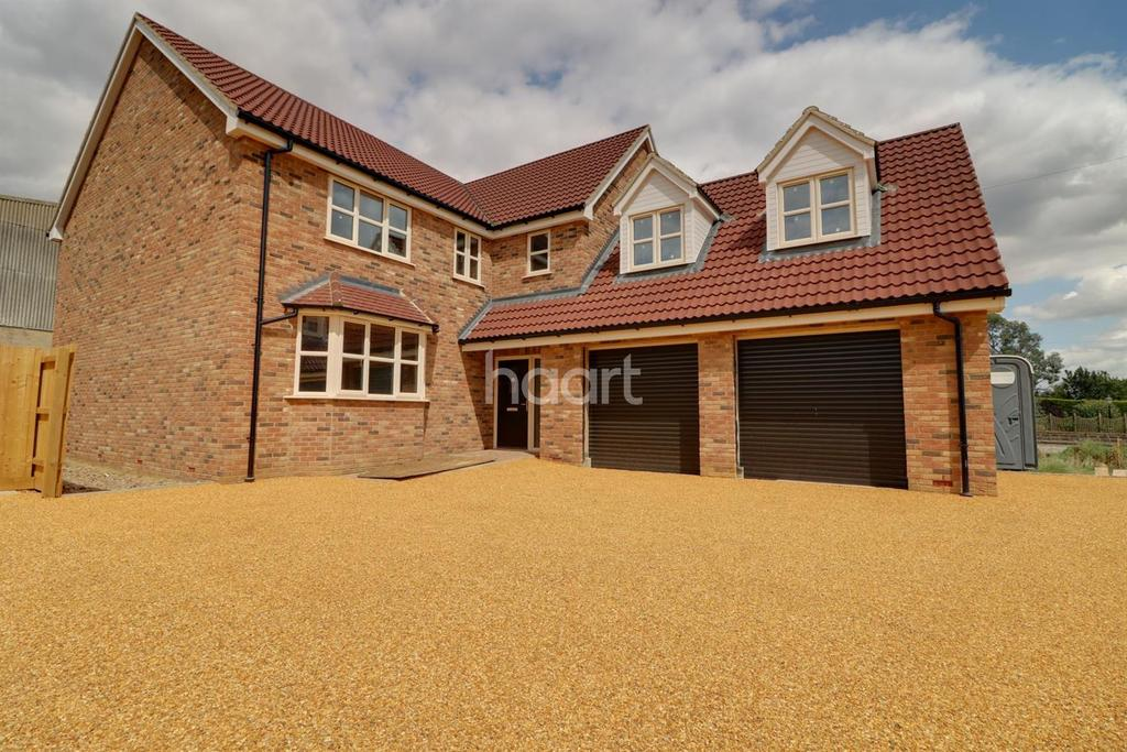 4 Bedrooms Detached House for sale in Manea