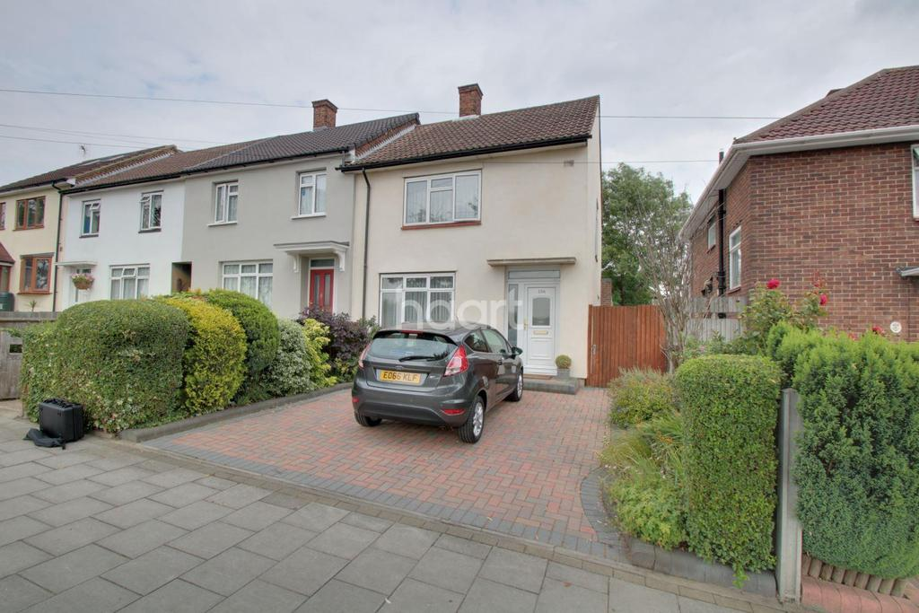2 Bedrooms End Of Terrace House for sale in Faringdon Avenue RM3 8JS