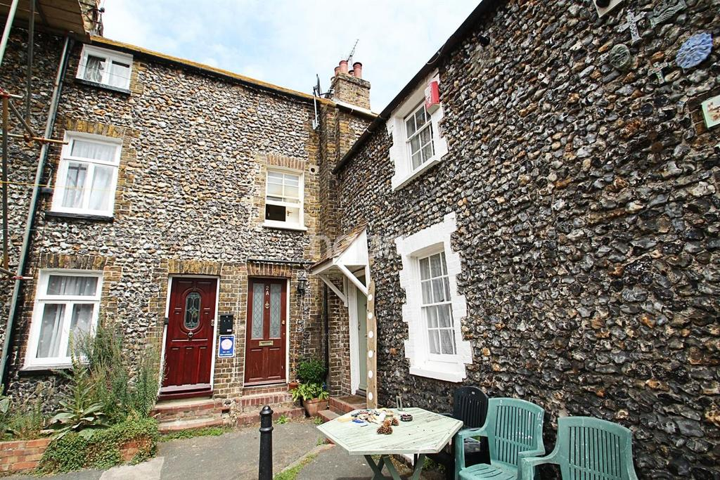 2 Bedrooms Terraced House for sale in Church Square, Broadstairs, CT10