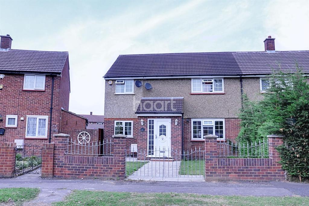 4 Bedrooms End Of Terrace House for sale in Knolton way