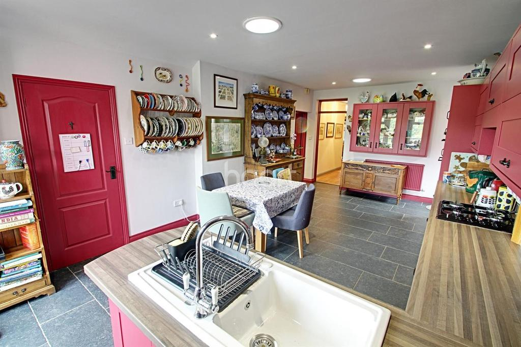 4 Bedrooms Detached House for sale in Leicester Road, Markfield, Leicester