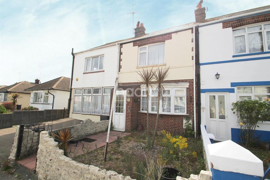 2 Bedrooms Terraced House for sale in Percy Avenue,Broadstairs ,CT10