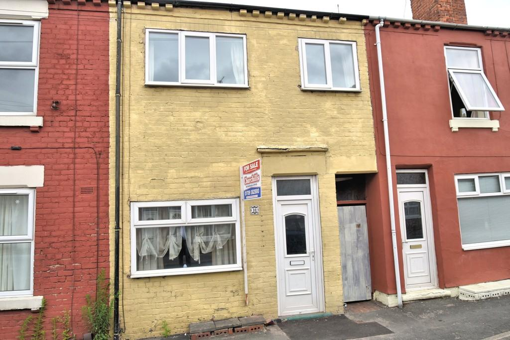 2 Bedrooms Terraced House for sale in Wood Street, Mexborough