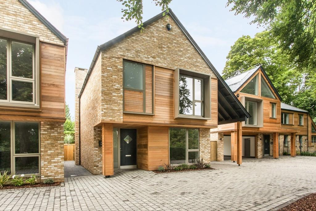 2 Bedrooms Detached House for sale in Salters Acres, Winchester, SO22