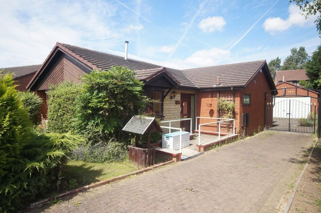 3 Bedrooms Detached Bungalow for sale in Elsham Crescent, Lincoln